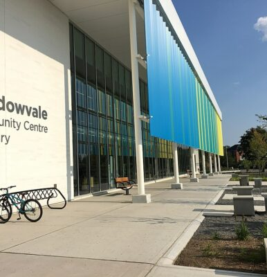 City of Mississauga Library Meadowvale Community Centre